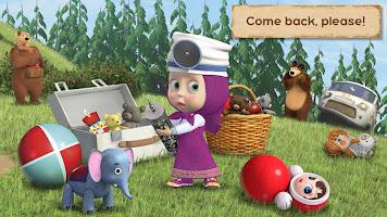 تحميل ماشا والدب لعبة الطبيب للكمبيوتر لجميع نسخ الويندوز