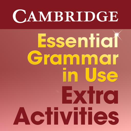 Essential Grammar  Activities