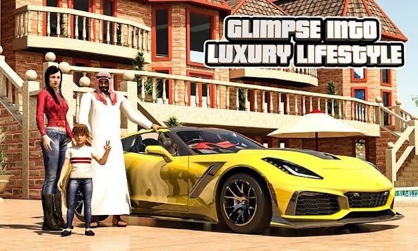 Virtual Happy Family: Billionaire Family Adventure