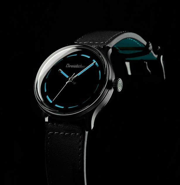 Chronotechna Blue DLC Limited edition.