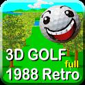 3D Golf 1988 Retro Full icon
