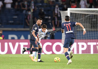Le PSG privé de six joueurs contre Man U, Neymar de retour