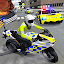 Police Car Driving – Motorbike Riding icon