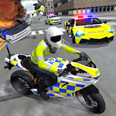 Police Car Driving - Motorbike Riding Android APK Download Free By Game Pickle
