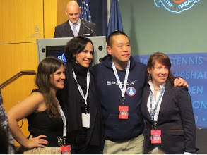 Photo: Trent! Overseeing the trouble-makers ;) #NASASocial