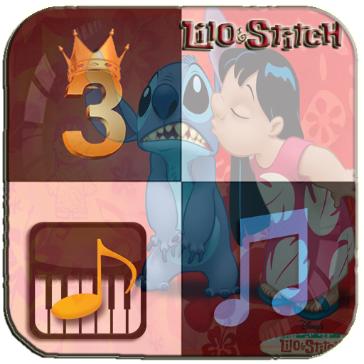 Piano Tiles For Lilo And Stitch 2018 (game)