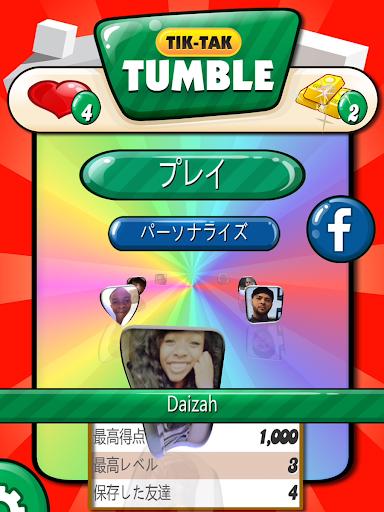Tik-Tak-Tumble