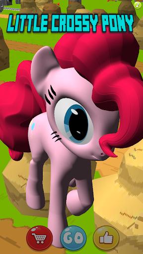 Little Crossy Pony