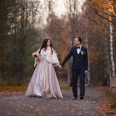 Wedding photographer Kristina Nevskaya (kristinanevskaya). Photo of 14.10.2018