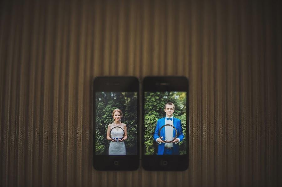Svatební fotograf Kirill Kalyakin (kirillkalyakin). Fotografie z 03.08.2014