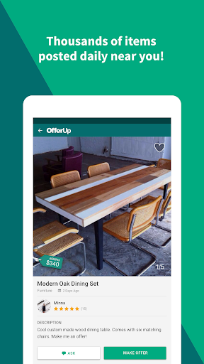 OfferUp - Buy. Sell. Offer Up screenshot 15