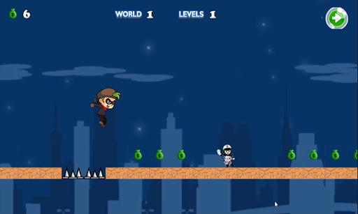 Bob Robber Run 5.0 screenshots 2