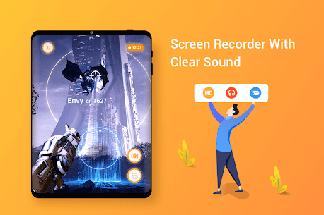 Screen Recorder, Video Recorder, V Recorder Lite App Download For Android 9