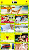 Screenshot of HIT RADIO FFH
