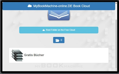 My Book Machine Player- screenshot thumbnail