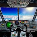 Pilot Airplane simulator 3D icon