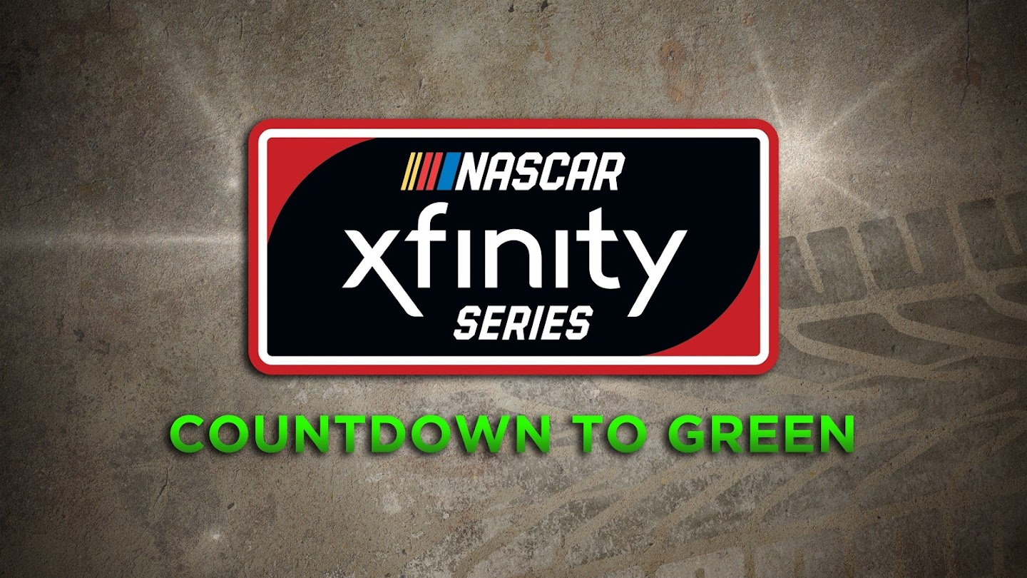 NASCAR Xfinity Series Countdown to Green