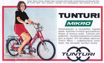 Photo: Tunturi Mikro 70