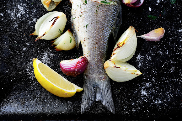 Seafood courses