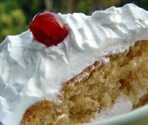 Vegan Very Vanilla Cake