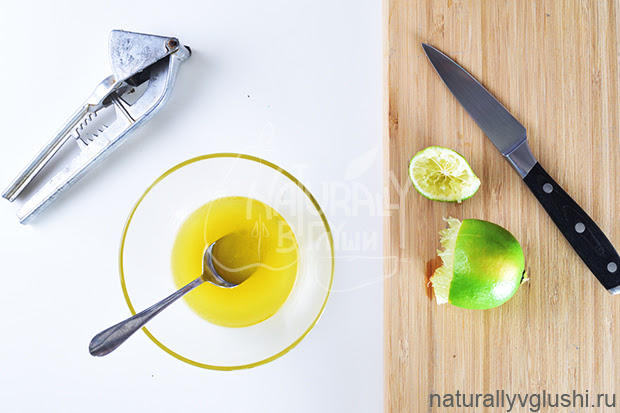 Салат с авокадо и фундуком | Блог Naturally в глуши