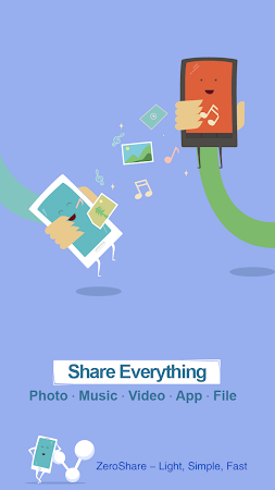 ZERO Share-free file share 1.3.0 screenshot 27860