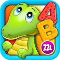 Alphabet Aquarium, ABC & Letter Learning Games A-Z icon