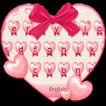 Sweet Bowknot Love Keyboard Theme Icon