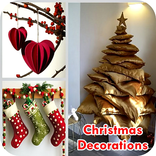Baixar Decorações de Natal DIY para Android