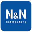 N&N mobile phone icon