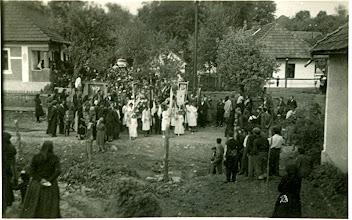 Photo: Ágos József temetése 1961.