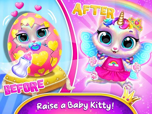 Twinkle - Unicorn Cat Princess screenshots 14