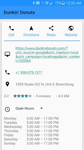 android Explore Around Screenshot 3