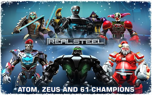 Real Steel Screenshot 13