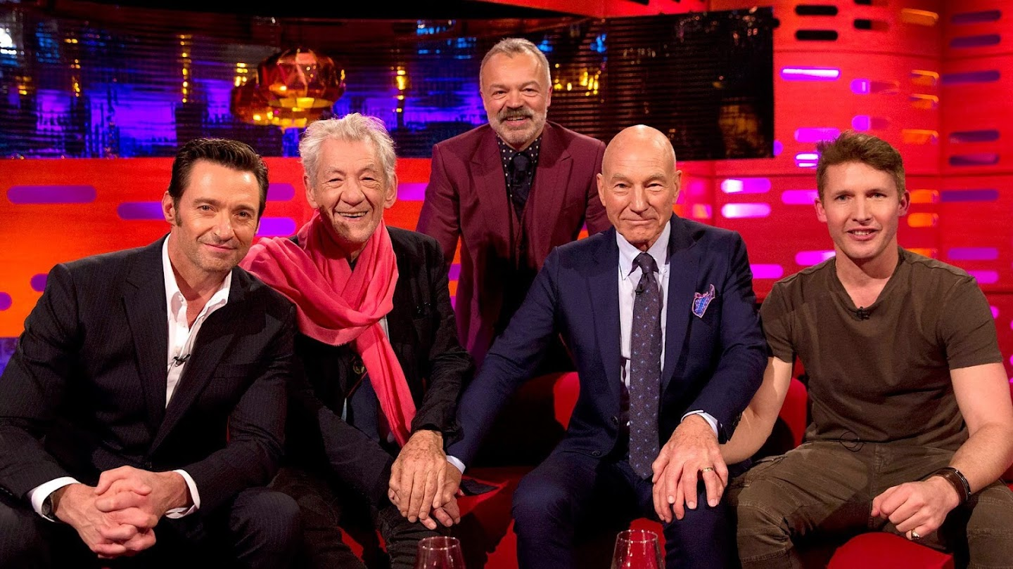 Watch The Graham Norton Show live