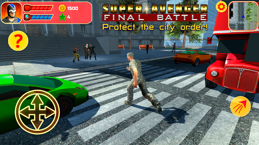 Super Avenger: Final Battle  screenshots 1