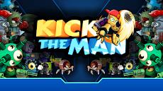 Kick the Man - Free shooting Action platformerのおすすめ画像2