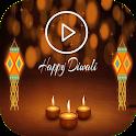 Happy Diwali Video Status icon