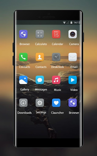 Theme for Huawei P8 Lite (2017) 1.0.1 screenshots 2