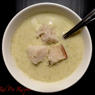 Joy's Cream Of Asparagus Soup