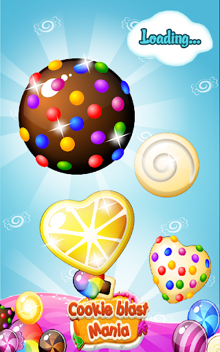 Sweet Candy Frenzy Mania