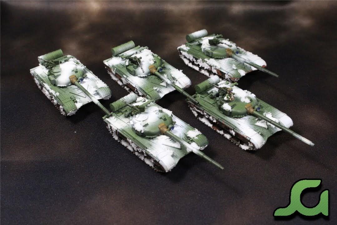 T-64 squad