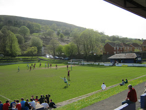 Photo: 09/04/11 v Caerleon (Welsh League Div 2) 0-0 - contributed by Justin Holmes