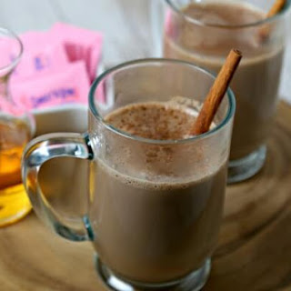 Skinny Homemade Hot Chocolate