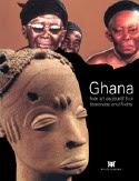 Photo: le très bel ouvrage sur les arts au Ghana, edition Dapper