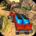 Tractor Cargo Transport Driver: Farming Simulator icon