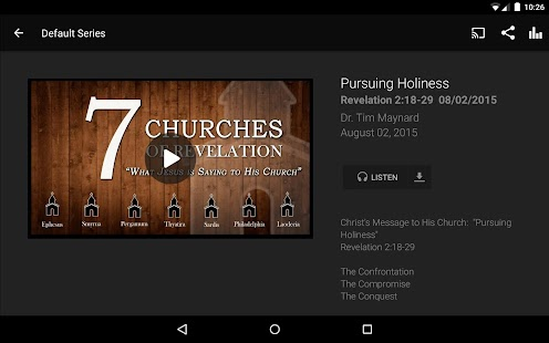 Fruit Cove Baptist- screenshot thumbnail