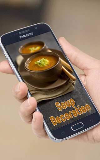 Soup Decoration Wallpapers