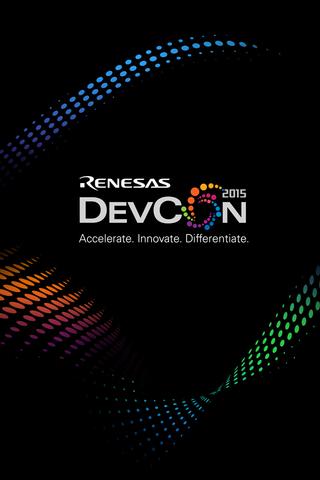 Renesas DevCon 2015