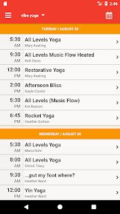 Vibe Yoga - Allen - náhled